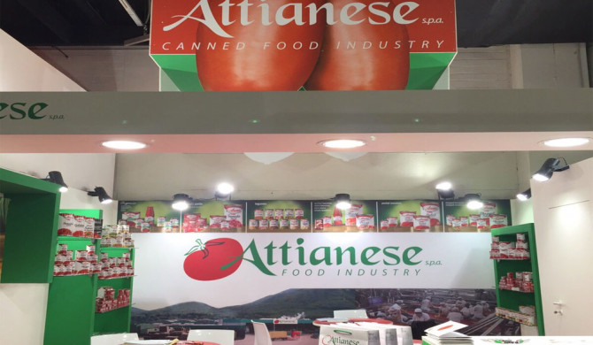 This concludes our presence at Anuga 2015