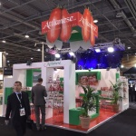 Present at the Sial Paris 2014
